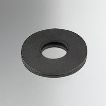 Compression disc spring / Belleville / steel