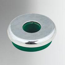 Insulating washer / round / steel
