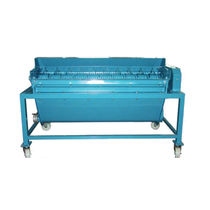 Single-shaft shredder / for cardboard boxes / compact