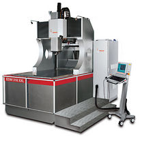 Die sinking electrical discharge machine / CNC