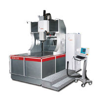 Die sinking electrical discharge machine / for large parts / CNC