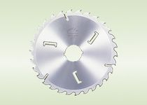 Circular saw blade / tungsten carbide / for wood / rip