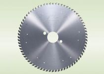 Circular saw blade / tungsten carbide / for non-ferrous metals / for wood
