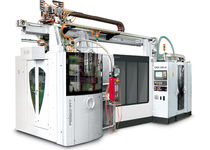 Stationary chamfering and deburring machine / gear