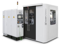 External cylindrical grinding machine / tool / CNC / high-speed