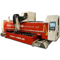 Metal cutting machine / plasma / CNC