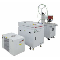Fiber laser welding machine / automatic