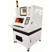 Plastic cutting machine / infrared laser / wafer / CNC