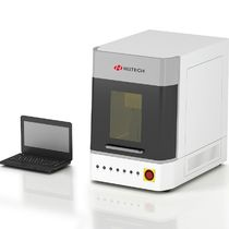Fiber laser marking machine / benchtop / desktop