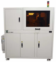 Laser marking machine / automatic