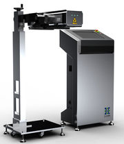 CO2 laser marking machine / benchtop