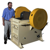 Jaw crusher / stationary / laboratory