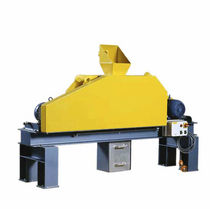 Roll crusher / stationary / laboratory