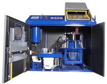 Disc mill / coarse powder / vertical / micronization