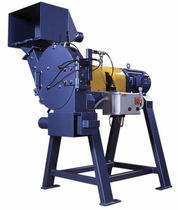 Hammer mill / for mineral ore / horizontal