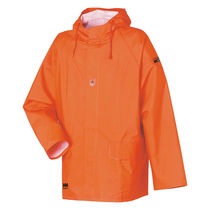 Fire-retardant jacket / chemical protection / waterproof / polyester