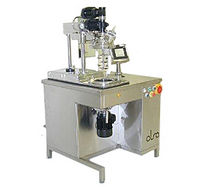 Rotor-stator mixer / batch / laboratory / vertical