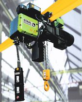 Electric chain hoist / explosion-proof