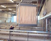 Membrane bioreactor / floor-standing / process / multiplace