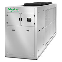 Water chiller / air / for compressors
