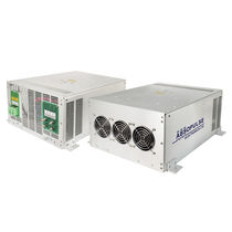 Switch-mode DC/DC converter / chassis-mounted / step-down / for industrial networks