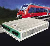 Three-phase DC/AC converter / for railway applications