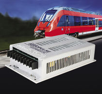 Regulated DC/DC converter / for railway applications / dual-output / EN50155