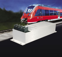 Encapsulated DC/DC converter / for railway applications / switching