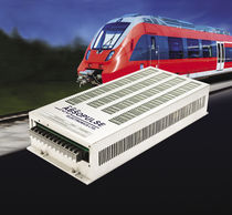 High-voltage DC/DC converter / for railway applications / switching