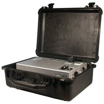 Lithium-ion battery charger / portable / automatic / for railway applications