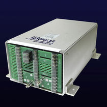 Off-grid DC/AC inverter / sine wave / three-phase / for industrial applications