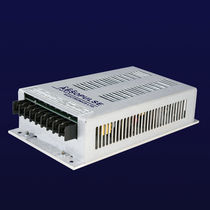 Isolated DC/DC converter module / enclosed / high-voltage