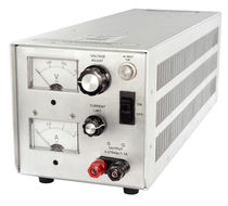 AC/DC power supply / variable-output / tabletop / laboratory