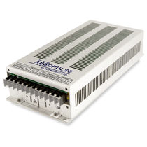 Isolated DC/DC converter / chassis-mounted / step-down / high MTBF
