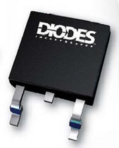 Schottky diode / SMD / rectifier / low-loss