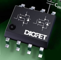 Field-effect MOSFET module / power / Schottky diode