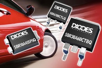 Avalanche diode / SMD / low forward voltage drop / low-loss