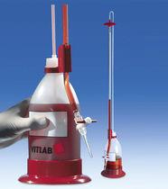 Titration burette / borosilicate glass