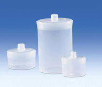 Polypropylene bottle / weighing