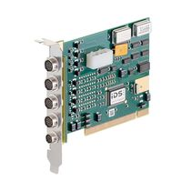 PCI video capture card / with digital output / monochrome