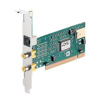 PCI video capture card / analog / monochrome
