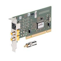 PCI video capture card / analog / real-time / monochrome