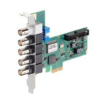 PCIe video capture card / digital / monochrome