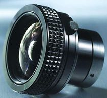 Zoom camera objective / large-format / machine vision