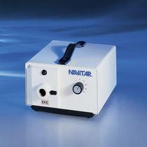 Halogen lamp light source / white / compact / for fiber optics