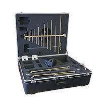 Radio antenna / log-periodic / rugged / kit