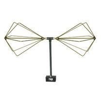 Radio antenna / RF / biconical / rugged