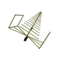 Radio antenna / log-periodic / biconical / rugged