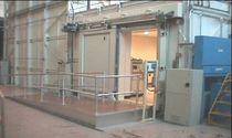 EMC test chamber
