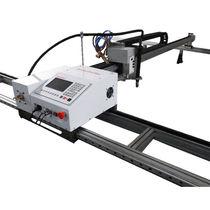 Steel cutting machine / flame / CNC / portable